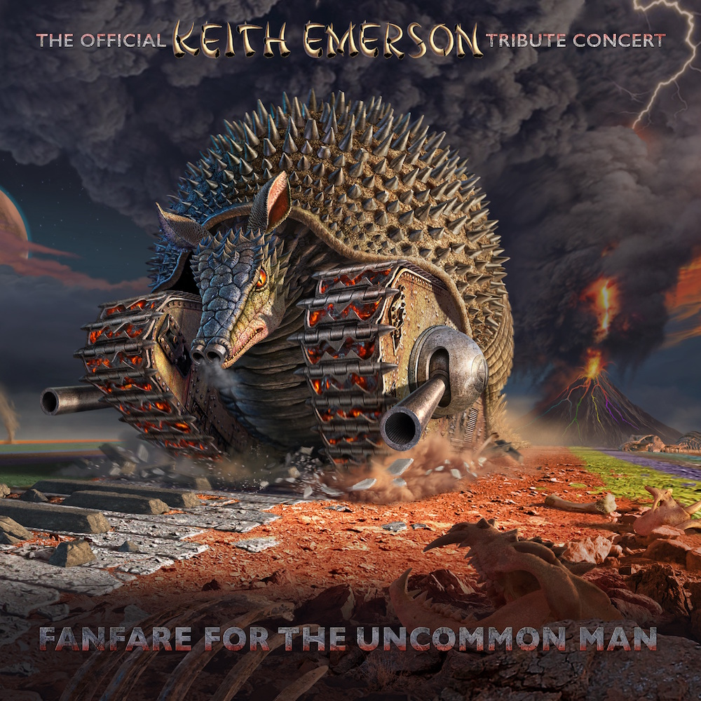 142: New Release: Keith Emerson Tribute Concert